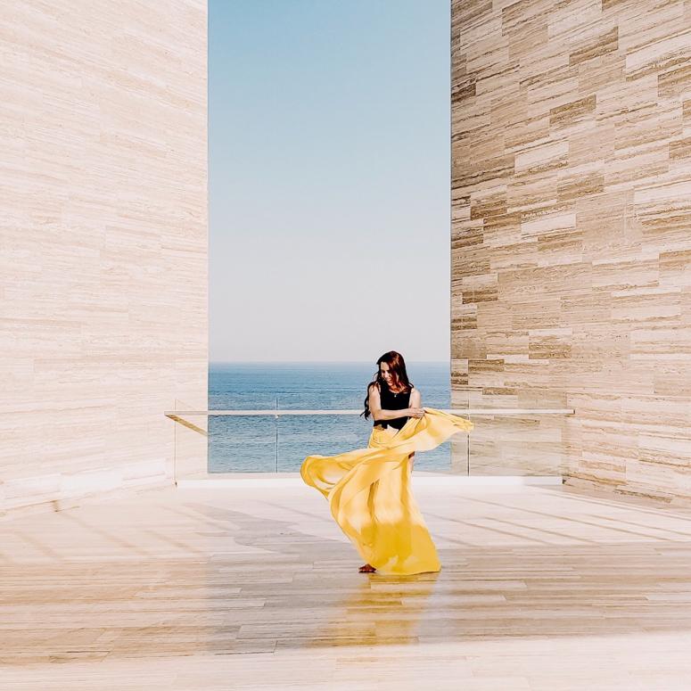 chicwish timeless favorite yellow maxi skirt