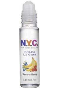 NYC roll-on lip gloss