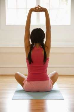yoga girl how to look good at the gym