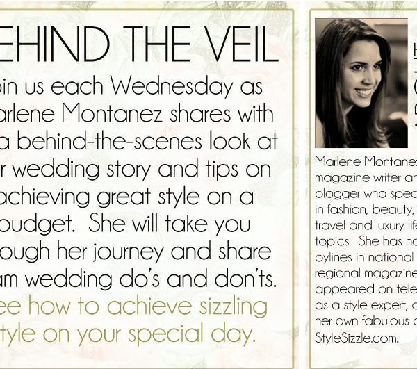 behind veil: down the aisle in desert style marlene montanez