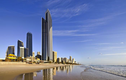sea temple surfers paradise tower