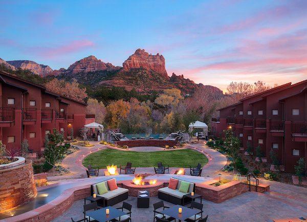 amara resort and spa sedona review