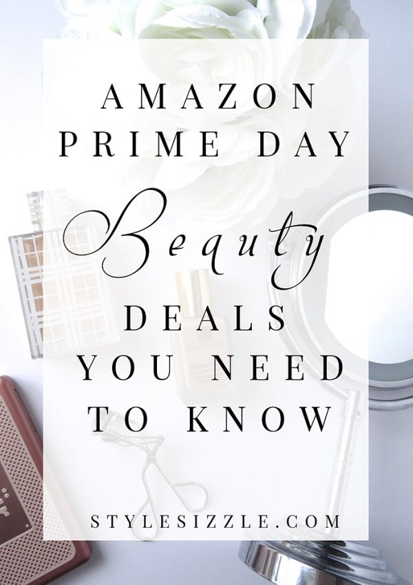 AMAZON PRIME DAY BEAUTY DEA;S