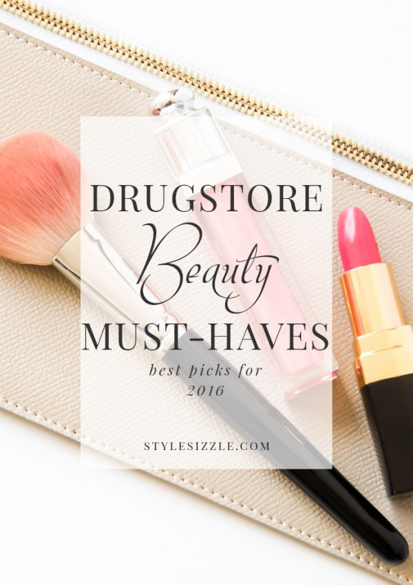drugstore beauty must haves
