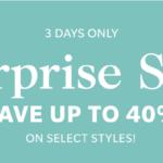 Shopbop Surprise Sale