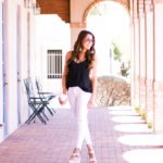 The Best White Jeans that Aren't See Through