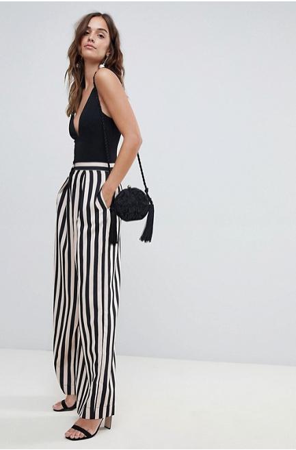 7 ways to wear paper bag waist pants | paper bag waist pants outfit ideas, lifewithmar.com