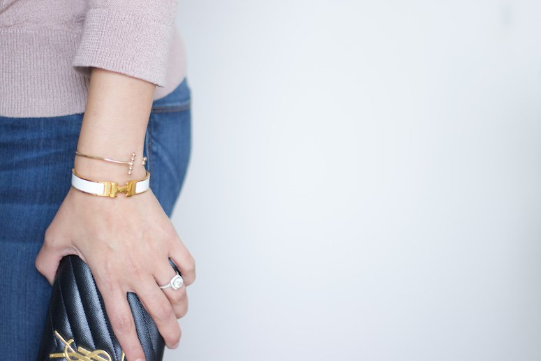 amazon hermes bracelet dupe, is ti really worth it? Check out the full review