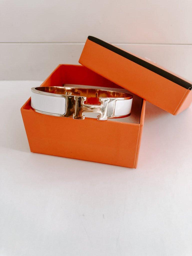 amazon hermes bracelet review