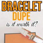 hermes bracelet designer dupe amazon