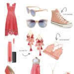 The Cutest Pantone Coral Picks + How to Wear the Color of the Year