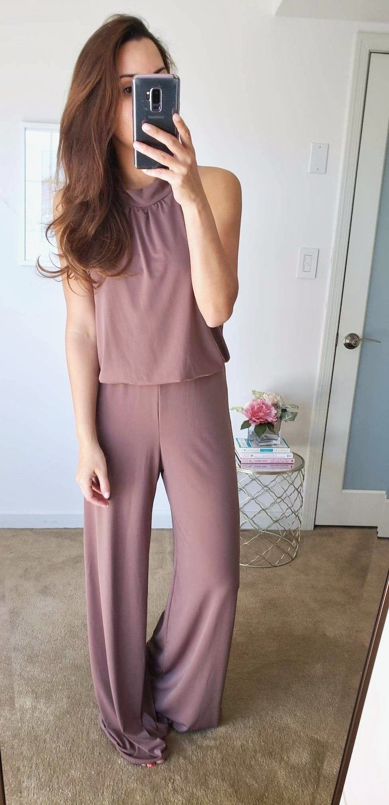 halter jumpsuit amazon fashion finds for spring
