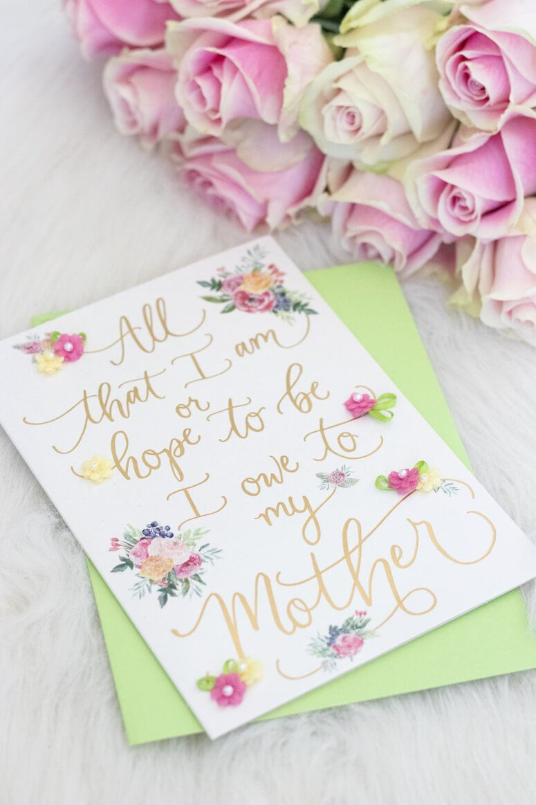 Papyrus cards for Mother's Day