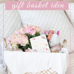 easy mother's day gift basket idea
