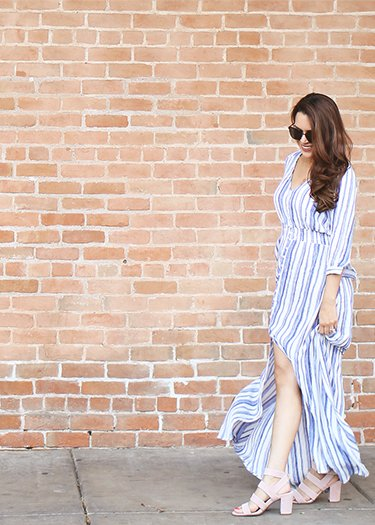 amazon spring maxi dress
