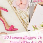 30 most fashionable mom bloggers to follow pin