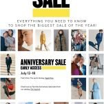 nordstrom anniversary sale 2019 early access and preview