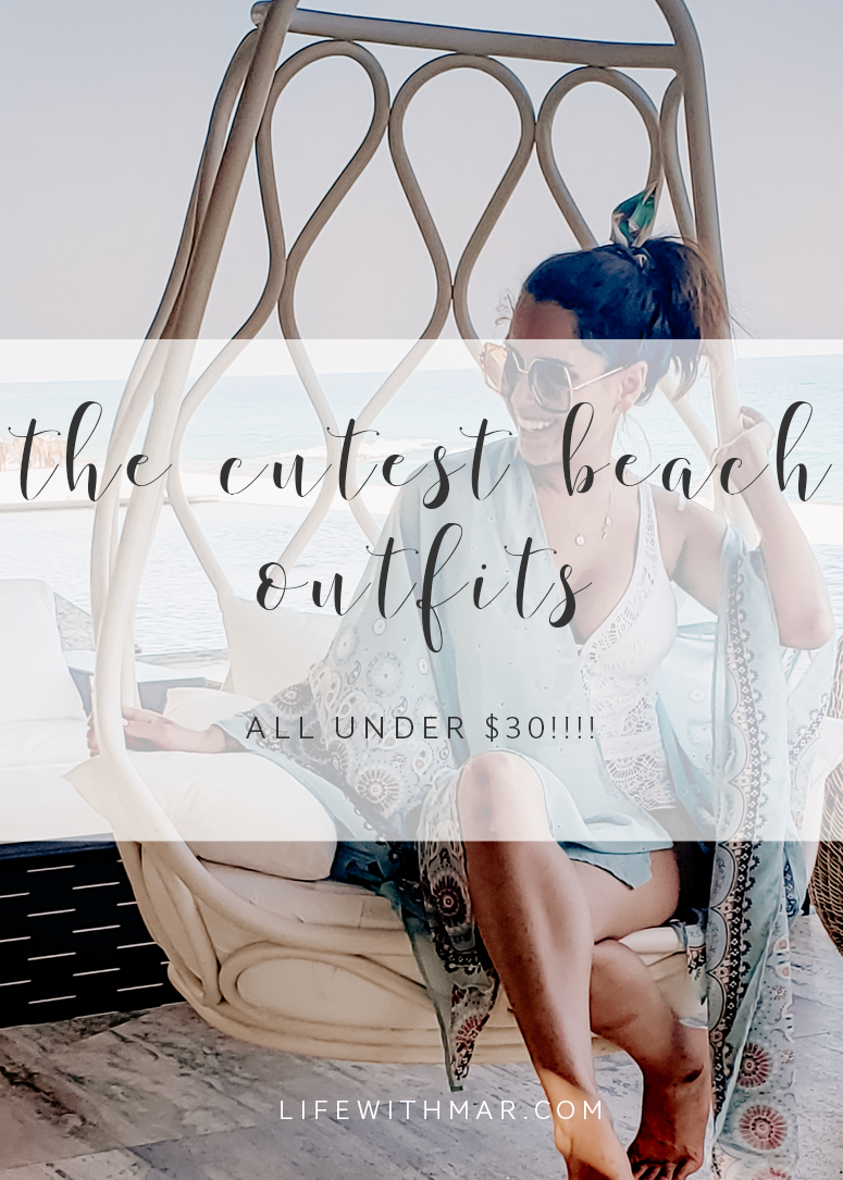 the cutest beach outfits all under $30!