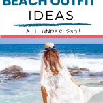 day and night beach outfit ideas under $30