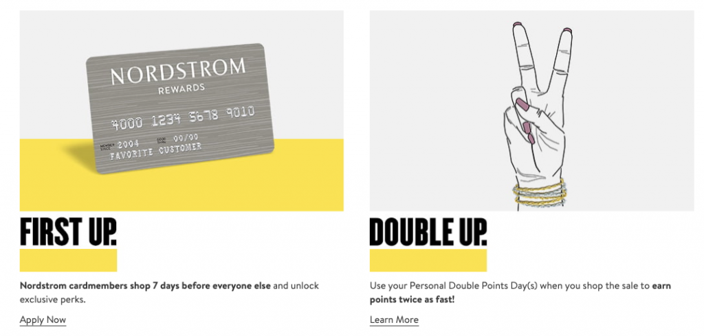 nordstrom rewards card details