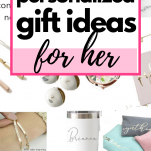 best personalized gift ideas for her