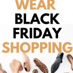 black friday shopping outfit ideas
