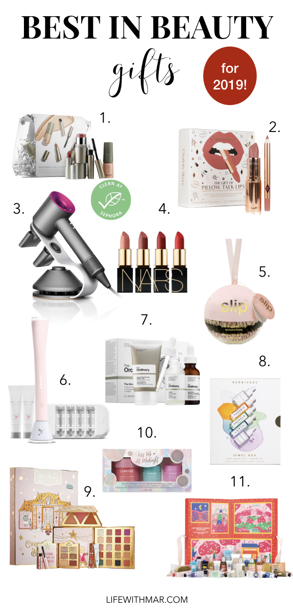 2019 best beauty gifts