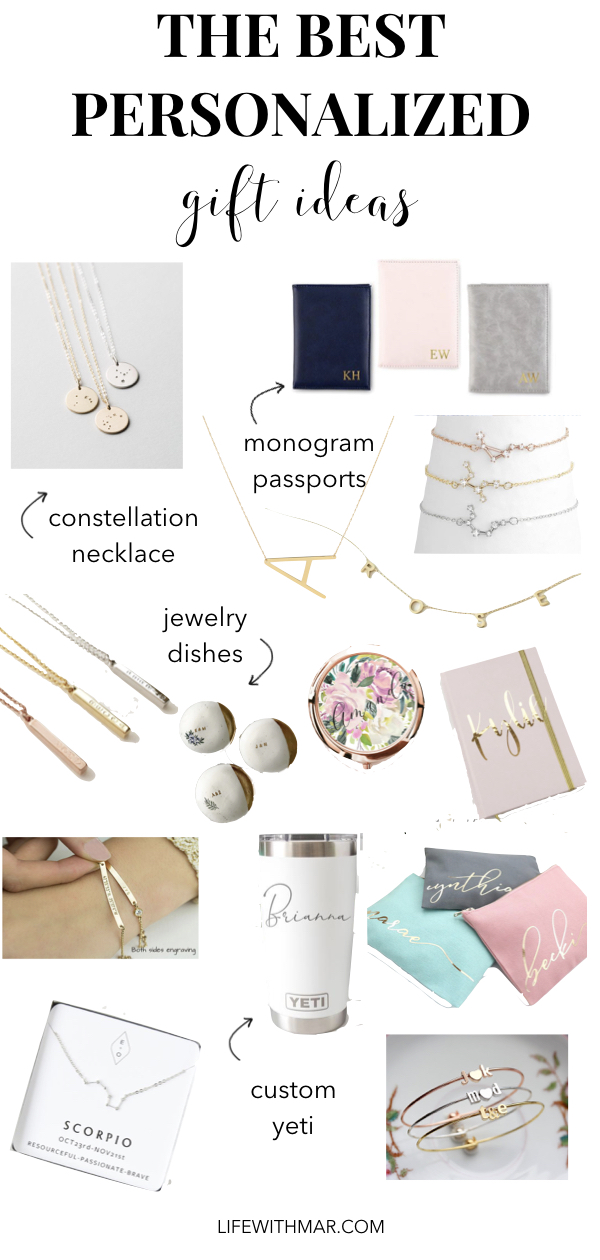 best personalized gift ideas