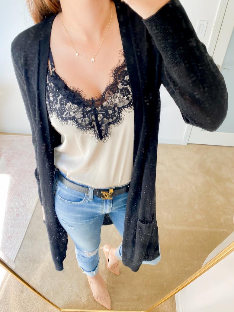 The Drop amazon fashion lace cami