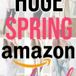 spring amazon fashion haul and finds