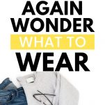 never again wonder what to wear with this free e-book