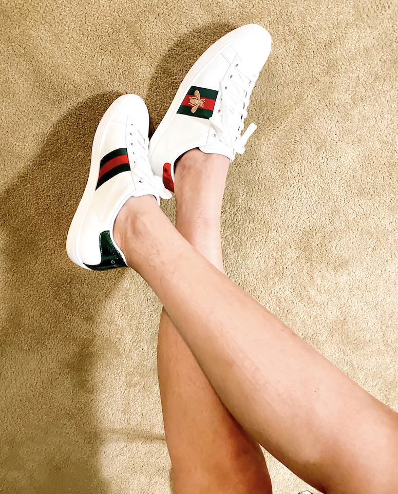 gucci ace sneakers review