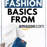 best fashion basics from amazon