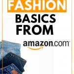 fashion basics from amazon.com