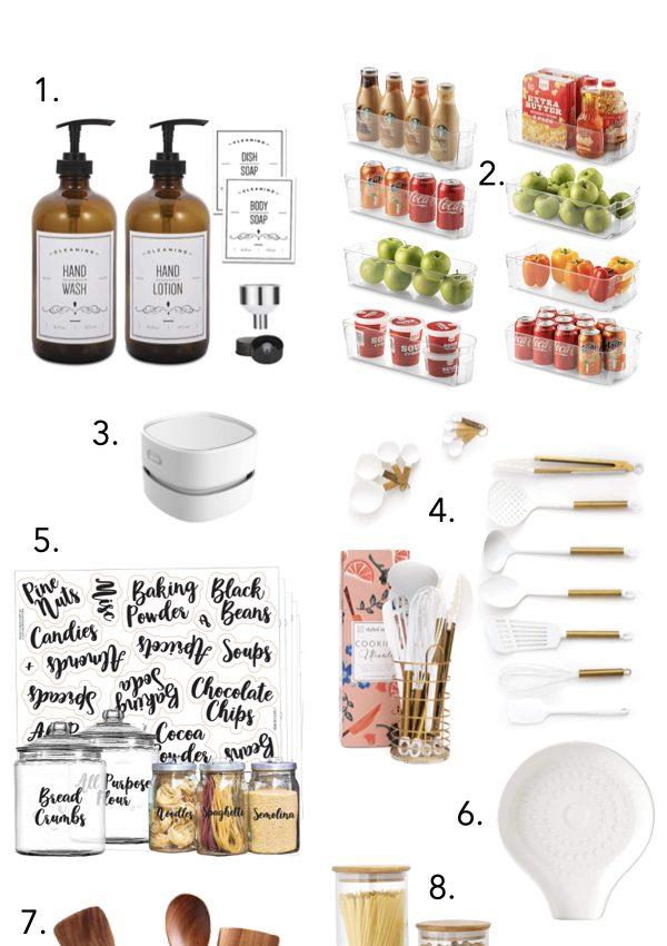 Amazon kitchen essentials