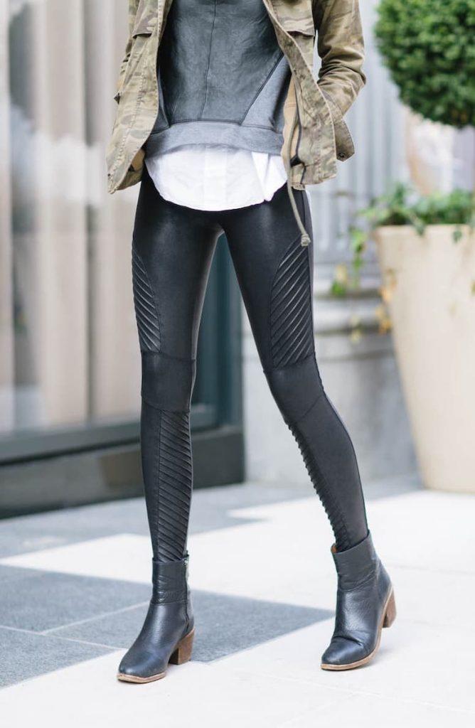 spanx faux leather leggings nordstrom anniversary sale preview sneak peek