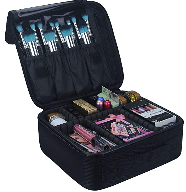 amazon makeup travel organizer