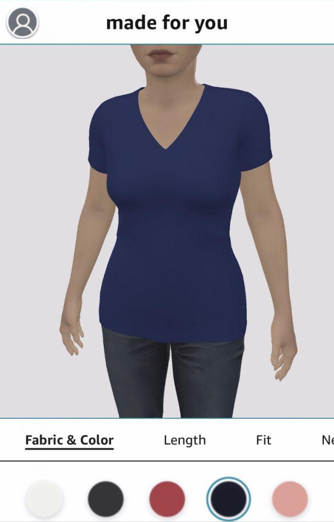 made for you custom t shirt review