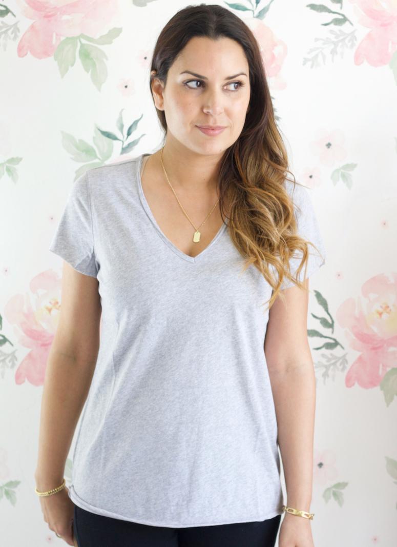 allsaints women's t-shirt review