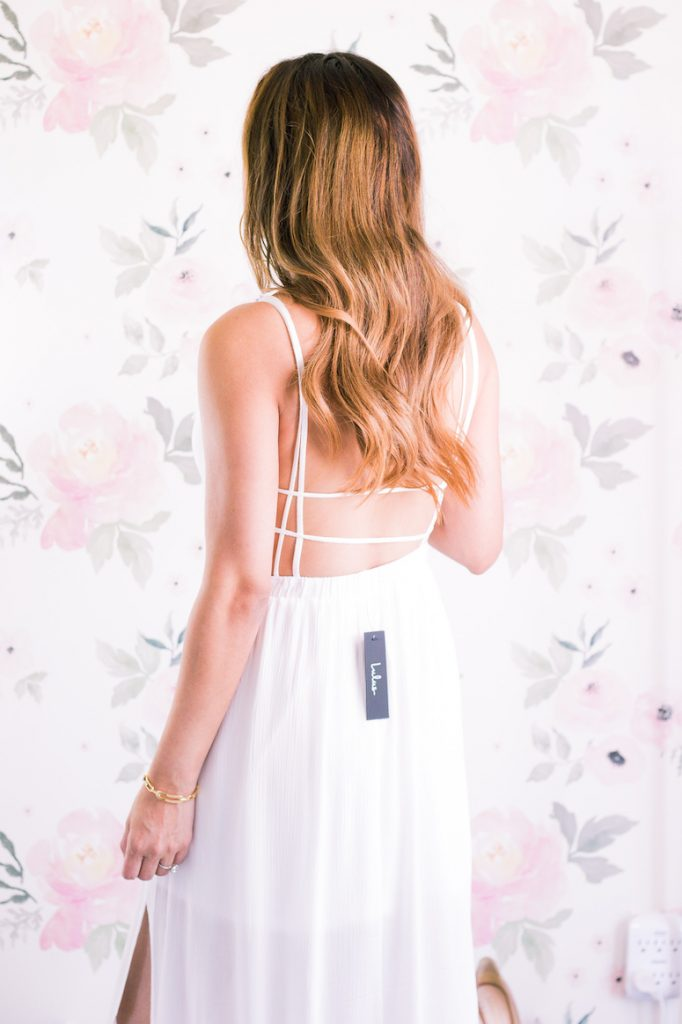lulus vacation dresses white maxi