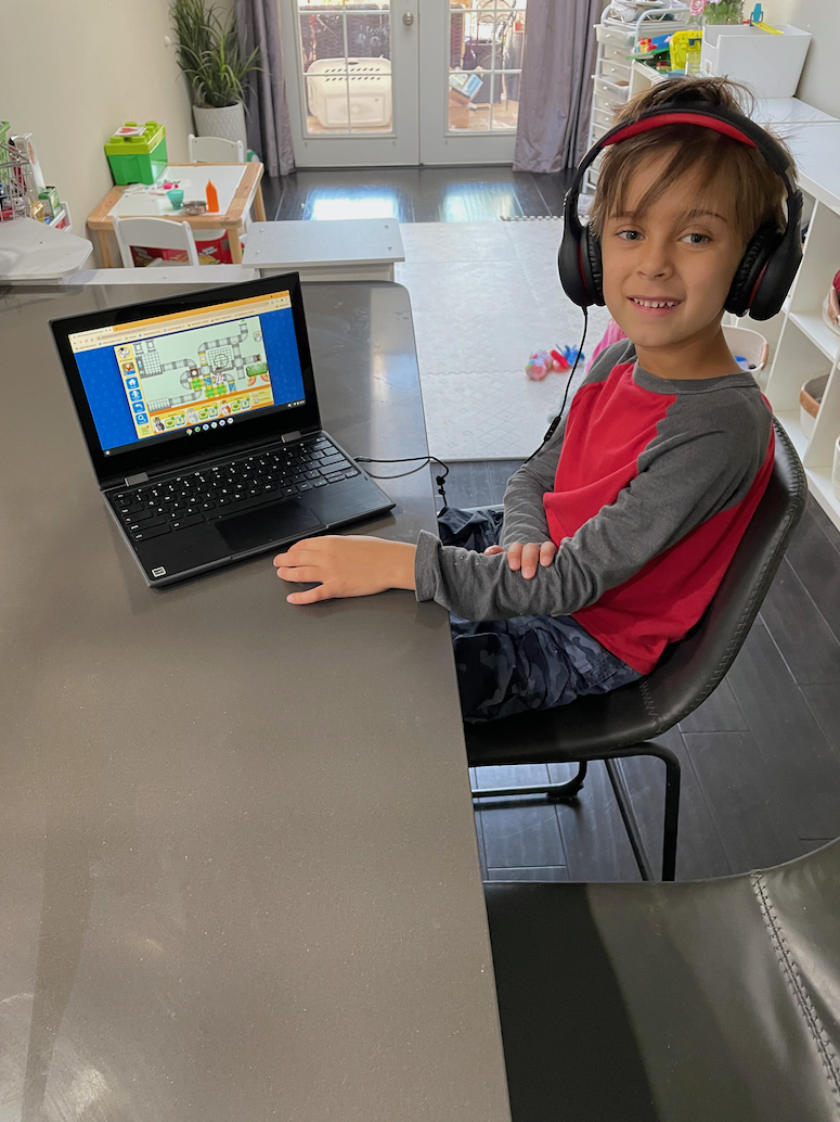 learning during summer break with abcmouse