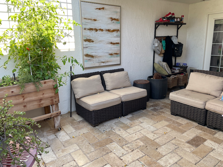 wickr patio furniture