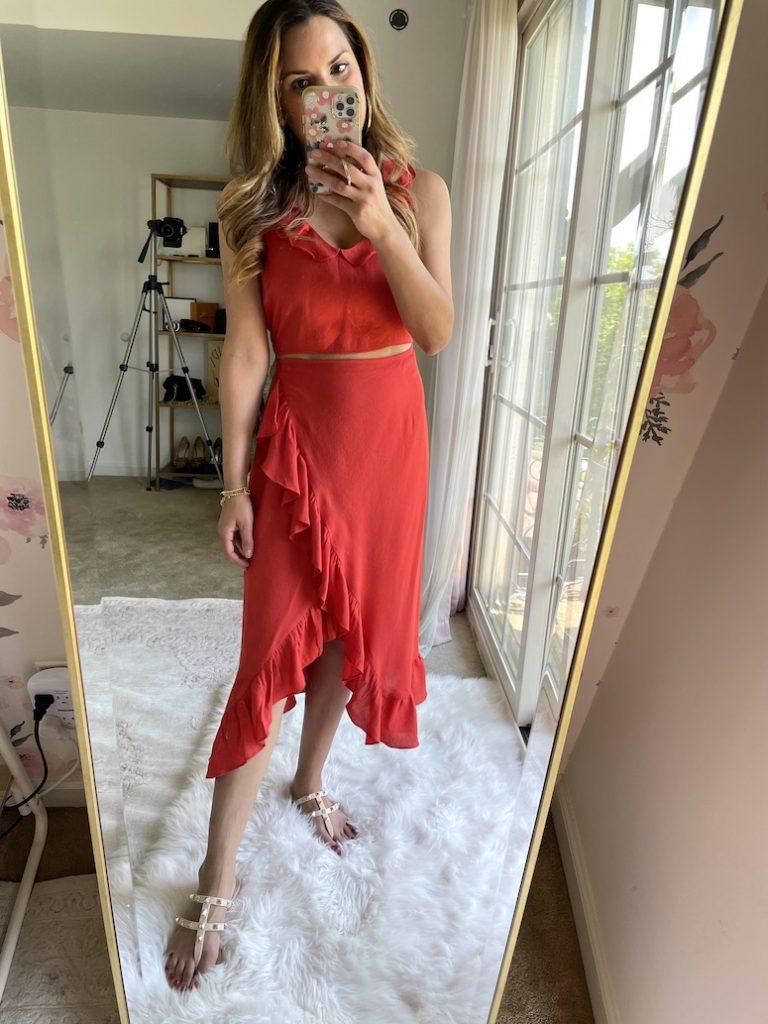 cute beach dress from amazon