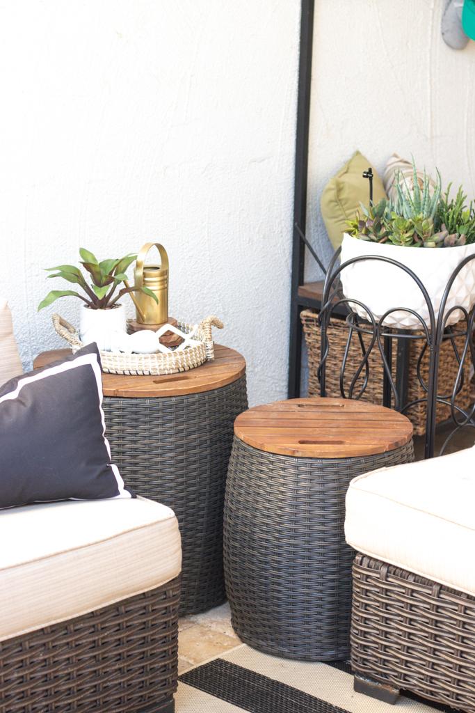 cute patio accessories