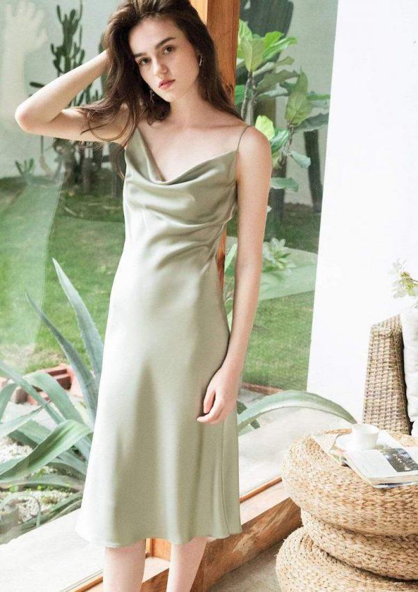 jing midi dress
