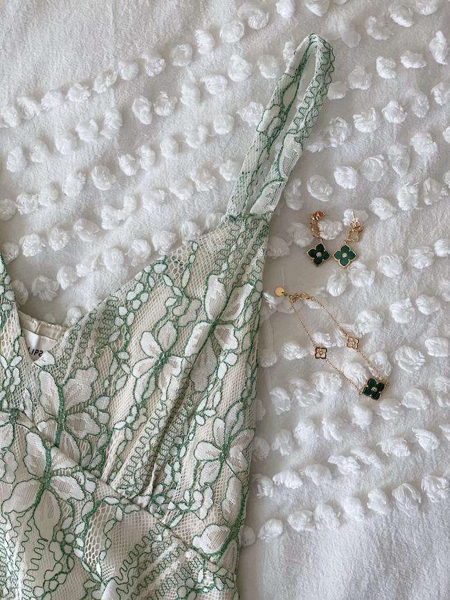lavari jeweler necklace earrings matching set on amazon