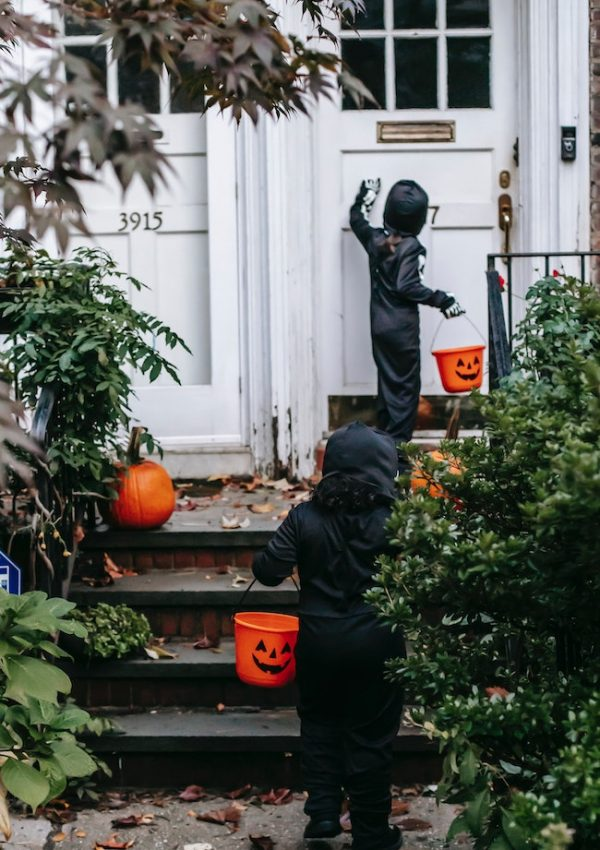 halloween booed