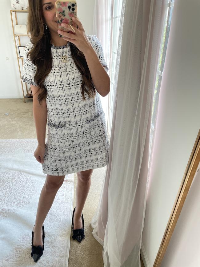 classic fall tweed dress amazon