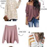 cute amazon sweaters under $50